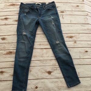 EUC Hollister Skinny Jeans 👖 9Short